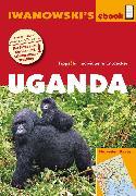 Cover-Bild zu Hooge, Heiko: Uganda - Reiseführer von Iwanowski (eBook)