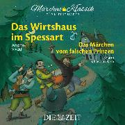 """Cover-Bild zu Die ZEIT-Edition """"Märchen Klassik für kleine Hörer"""" (Audio Download) von Hauff, Wilhelm"""