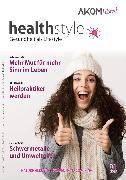 Cover-Bild zu healthstyle - Gesundheit als Lifestyle (eBook) von Heimsoeth, Antje