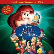 Cover-Bild zu Disney / Arielle die Meerjungfrau 3 - Wie alles begann (Audio Download) von Stark, Conny