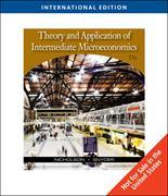 Cover-Bild zu Nicholson, Walter (Amherst College): Theory and Application of Intermediate Microeconomics, International Edition (with InfoApps 2-Semester Printed Access Card)