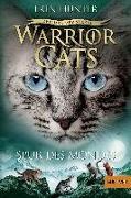 Cover-Bild zu Warrior Cats - Zeichen der Sterne. Spur des Mondes von Hunter, Erin