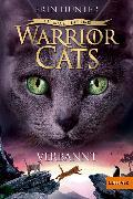 Cover-Bild zu Warrior Cats - Die Macht der drei, Verbannt (eBook) von Hunter, Erin