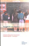 Cover-Bild zu Vergleich als Chance von Stern, Cornelia