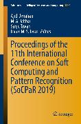 Cover-Bild zu Proceedings of the 11th International Conference on Soft Computing and Pattern Recognition (SoCPaR 2019) (eBook) von Abraham, Ajith (Hrsg.)