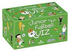 Cover-Bild zu Das Junior Fußball-Quiz