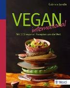 Cover-Bild zu Vegan international (eBook) von Lendle, Gabriele