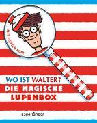 Cover-Bild zu Handford, Martin: Wo ist Walter Lupenbox