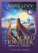 Cover-Bild zu SACRED TRAVELER ORACLE CARDS von Linn, Denise