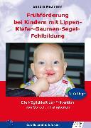 Cover-Bild zu Frühförderung bei Kindern mit Lippen-Kiefer-Gaumen-Segel-Fehlbildung (eBook) von Neumann, Sandra