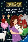 Cover-Bild zu 1000 Gefahren auf dem Tierhof von Bullen, Sonja
