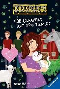 Cover-Bild zu 1000 Gefahren auf dem Tierhof (eBook) von Bullen, Sonja