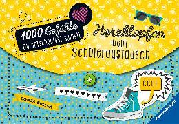 Cover-Bild zu 1000 Gefühle: Herzklopfen beim Schüleraustausch (eBook) von Bullen, Sonja