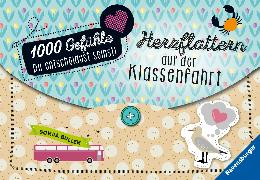 Cover-Bild zu 1000 Gefühle: Herzflattern auf der Klassenfahrt (eBook) von Bullen, Sonja