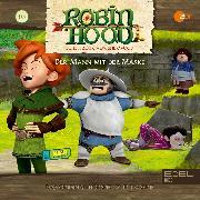 Cover-Bild zu Folge 16: Der Mann mit der Maske (Das Original-Hörspiel zur TV-Serie) (Audio Download) von Karallus, Thomas