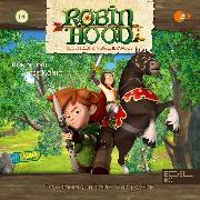 Cover-Bild zu Folge 14: Robin und der König (Das Original-Hörspiel zur TV-Serie) (Audio Download) von Karallus, Thomas