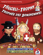 Cover-Bild zu Kramer, Wolfgang: Töggeli Trophy - Trophée des Bonshommes