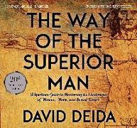 Cover-Bild zu The Way of the Superior Man von Deida, David