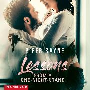 Cover-Bild zu Lessons from a One-Night-Stand (Audio Download) von Rayne, Piper
