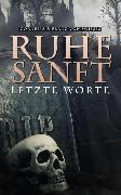 Cover-Bild zu Soisses, Franz von: Ruhe Sanft (eBook)