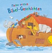 Cover-Bild zu Meine ersten Bibel-Geschichten von Beutler, Dörte