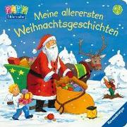 Cover-Bild zu Meine allerersten Weihnachtsgeschichten von Grimm, Sandra