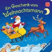 Cover-Bild zu Ein Geschenk vom Weihnachtsmann von Reider, Katja