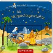 Cover-Bild zu Die Weihnachtsgeschichte von Schuld, Kerstin M. (Illustr.)