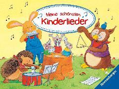 Cover-Bild zu Meine schönsten Kinderlieder (eBook) von Volksgut