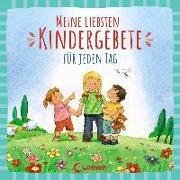 Cover-Bild zu Meine liebsten Kindergebete für jeden Tag von Loewe Meine allerersten Bücher (Hrsg.)