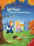 Cover-Bild zu Igel Hugo wohnt in unserem Garten von Nahrgang, Frauke
