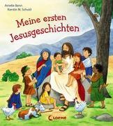 Cover-Bild zu Meine ersten Jesusgeschichten von Benn, Amelie