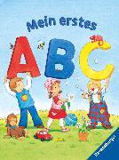 Cover-Bild zu Mein erstes ABC (eBook) von Cuno, Sabine