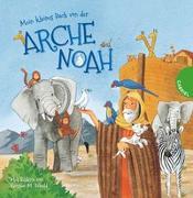 Cover-Bild zu Mein kleines Buch von der Arche Noah von Schumann, Sibylle