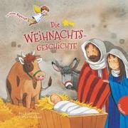 Cover-Bild zu Dein kleiner Begleiter: Die Weihnachtsgeschichte von Beutler, Dörte
