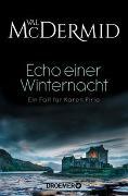Cover-Bild zu Echo einer Winternacht von McDermid, Val