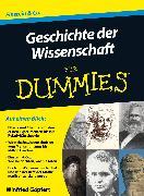 Cover-Bild zu Geschichte der Wissenschaft fur Dummies (eBook) von Gopfert, Winfried