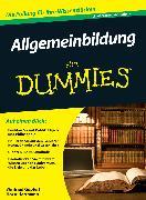 Cover-Bild zu Allgemeinbildung für Dummies (eBook) von Herrmann, Horst