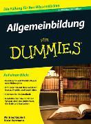 Cover-Bild zu Allgemeinbildung für Dummies von Göpfert, Winfried