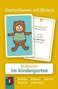 Cover-Bild zu Redaktionsteam Verlag an der Ruhr: Deutschlernen mit Bildern: Im Kindergarten