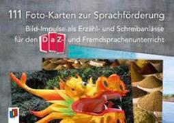 Cover-Bild zu Redaktionsteam Verlag an der Ruhr: 111 Foto-Karten zur Sprachförderung