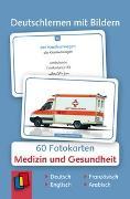 Cover-Bild zu Verlag an der Ruhr, Redaktionsteam: Deutschlernen mit Bildern: Medizin und Gesundheit