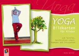 Cover-Bild zu Redaktionsteam Verlag an der Ruhr: Yoga-Bildkarten für Kinder