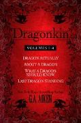 Cover-Bild zu Dragonkin Bundle Books 1-4 (eBook) von Aiken, G. A.