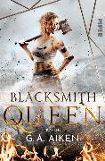 Cover-Bild zu Blacksmith Queen (eBook) von Aiken, G. A.