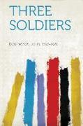 Cover-Bild zu Three Soldiers von Dos, Passos John