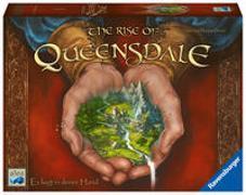 Cover-Bild zu Brand, Inka und Markus: Ravensburger 26903 - The Rise of Queensdale, Strategiespiel für 2-4 Spieler ab 12 Jahren, alea Spiele, Spielereihe