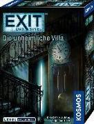 Cover-Bild zu Brand, Inka: EXIT - Die unheimliche Villa