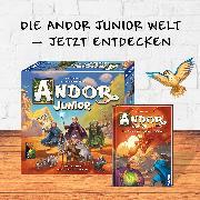 Cover-Bild zu Brand, Inka: Andor Junior