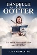 Cover-Bild zu Handbuch für Götter von Helsing, Jan van